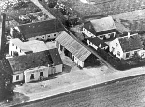 Ishøj Mejeri ca. 1940