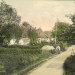 Parti fra Torslunde, ca. 1906.