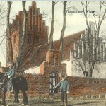 Thorslunde Kirke, ca. 1906