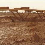 Brobyggeri Ishøj Strandpark november 1978