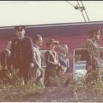 Indvielse af Ishøj station oktober 1976.