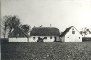 Lille Brøndsgård, Thorslunde Mark ca. 1925